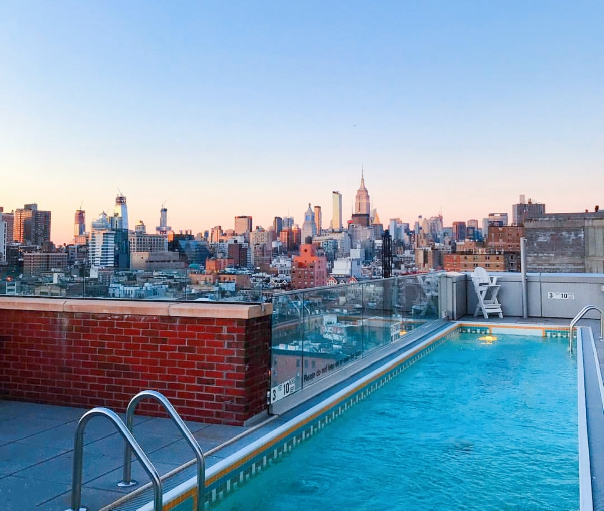 Los mejores rooftop de Nueva York