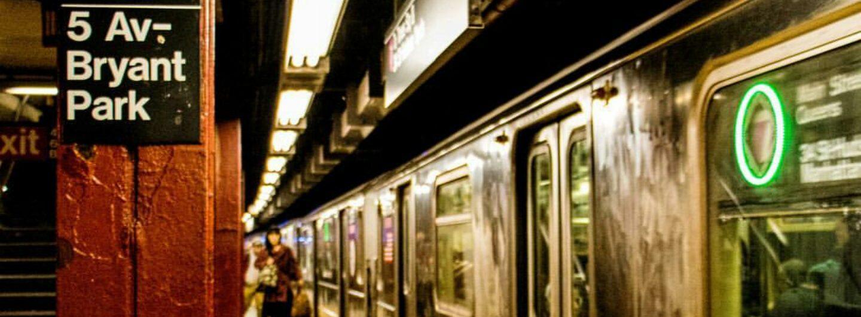 Caminando por Nueva York
