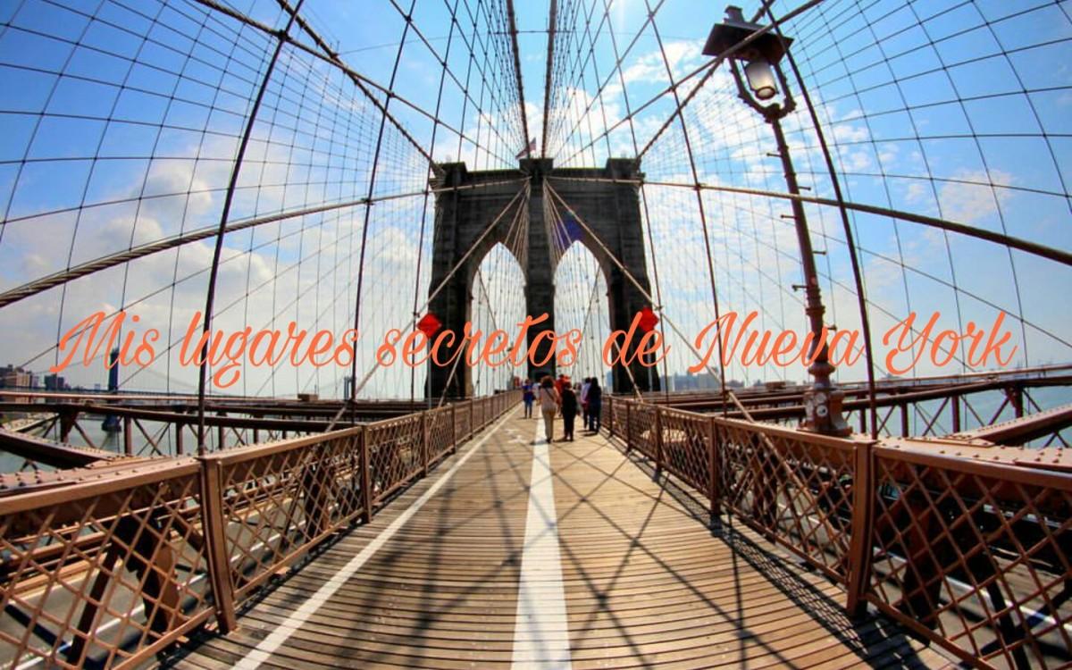 Mis lugares secretos de Nueva York