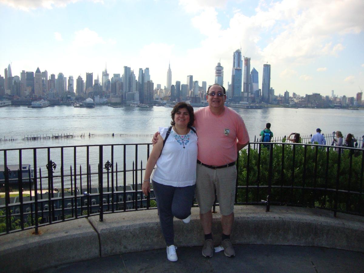 Natalia y su historia con New York